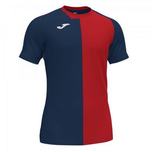 City T-shirt Red/Navy