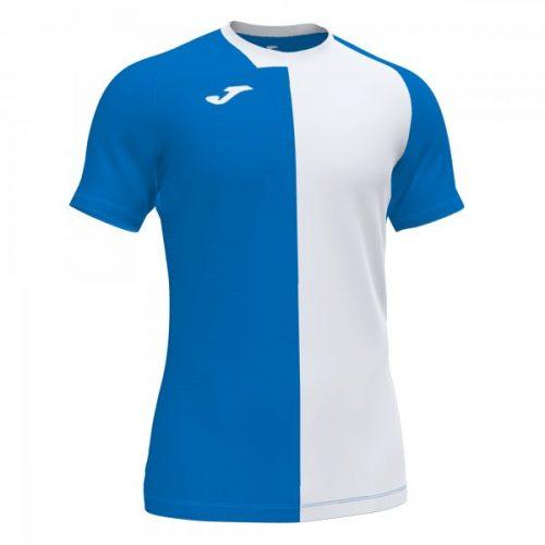 City T-shirt Royal/White