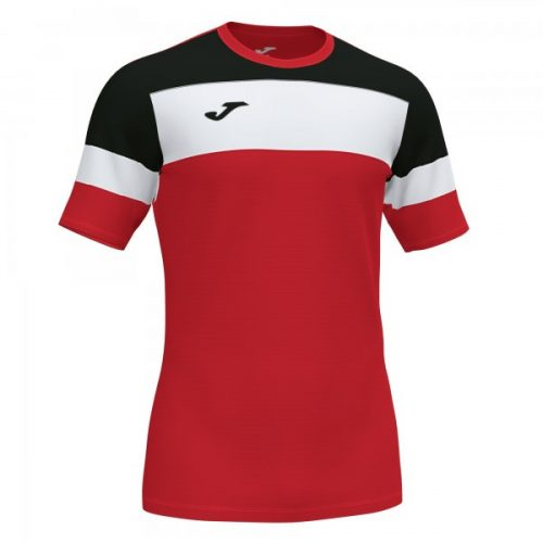 Crew IV T-shirt Red/Black