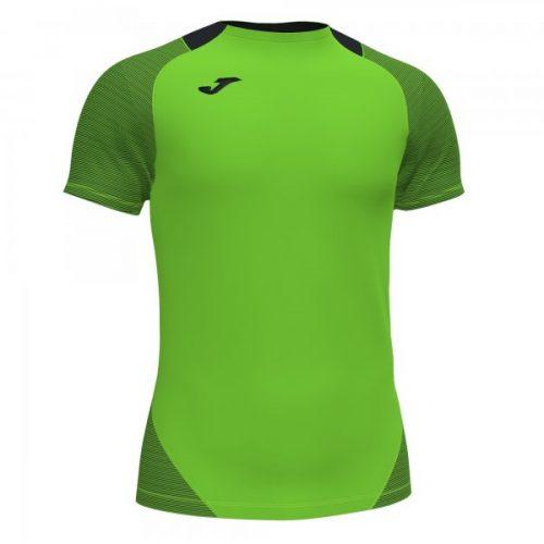 Essential II Short Sleeve T-shirt Fluorescent Green/Black