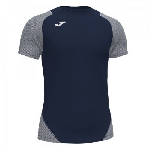 Essential II Short Sleeve T-shirt Navy/White