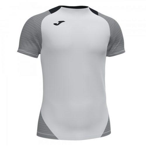 Essential II Short Sleeve T-shirt White/Black