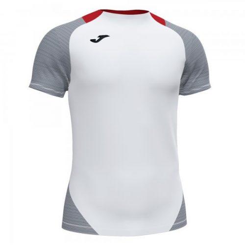 Essential II Short Sleeve T-shirt White/Navy