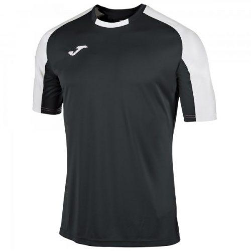 Essential Short Sleeve T-shirt Black:White