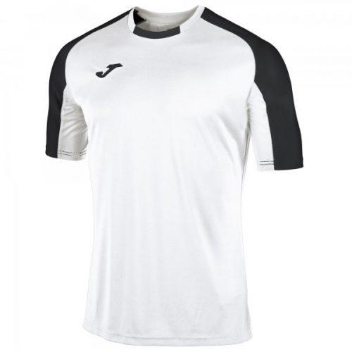 Joma Essential Short Sleeve T-shirt White/Black