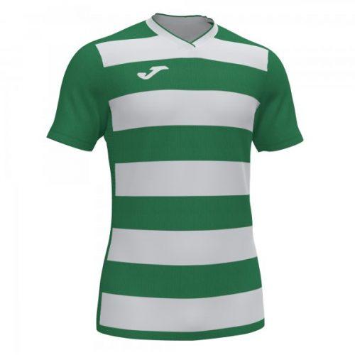 Europa IV T-shirt Green/White