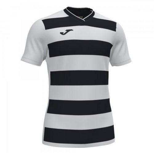 Europa IV T-shirt White:Black