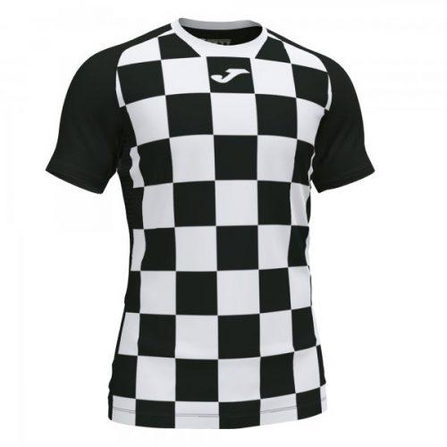 Flag II T-shirt Black:White