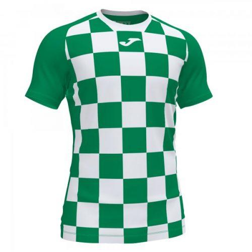 Joma Flag II T-shirt Green/White
