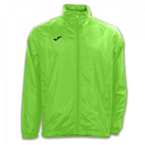 Iris Rainjacket Fluorescent Green