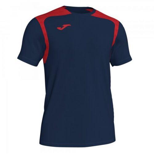 Joma Championship V T-shirt Navy/Red