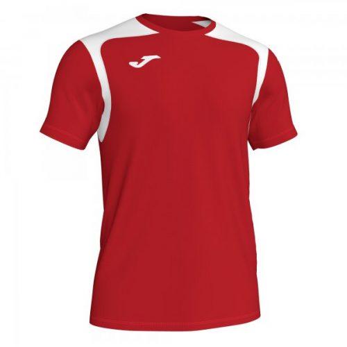 Joma Championship V T-shirt Red/White