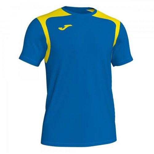 Joma Championship V T-shirt Royal/Yellow