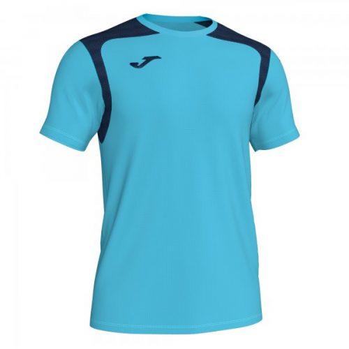 Joma Championship V T-shirt Turquoise/Navy
