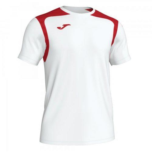 Joma Championship V T-shirt White/Red