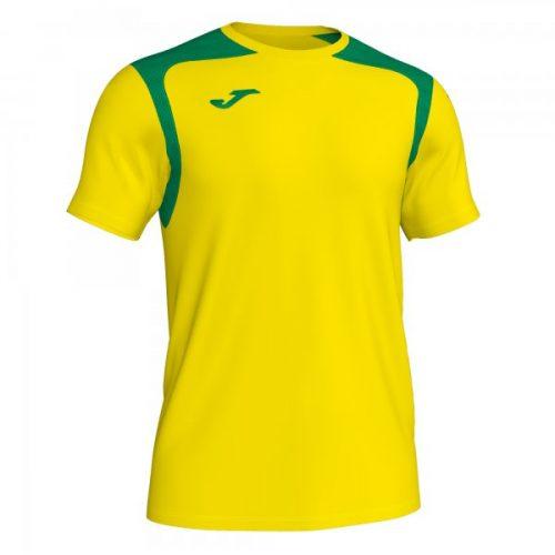 Joma Championship V T-shirt Yellow/Green