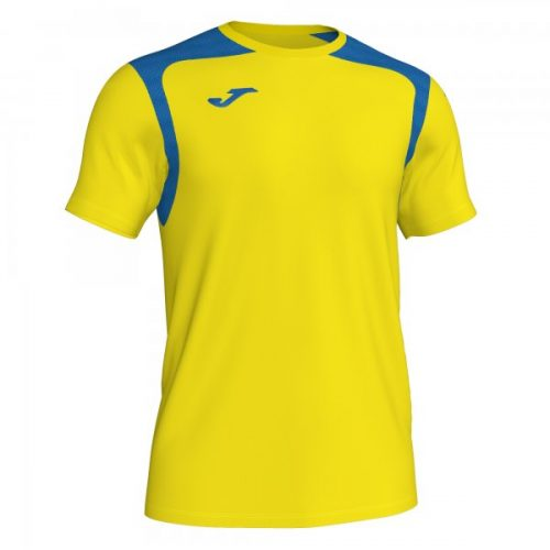 Joma Championship V T-shirt Yellow/Royal
