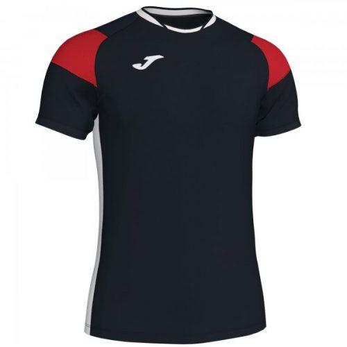 Joma Crew III T-shirt Black/Red