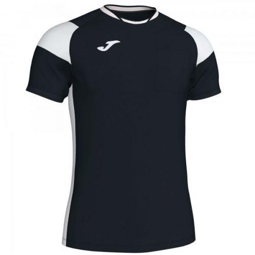 Joma Crew III T-shirt Black/White