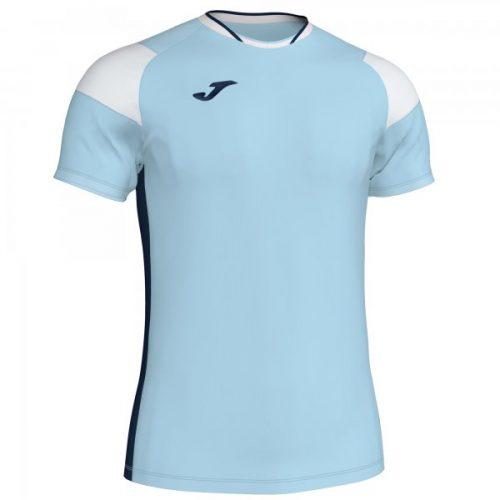 Joma Crew III T-shirt Sky Blue/Navy