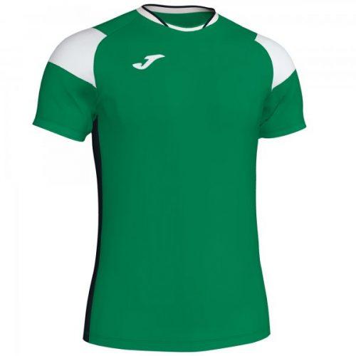 Joma Crew III T-shirt Sky Green/White