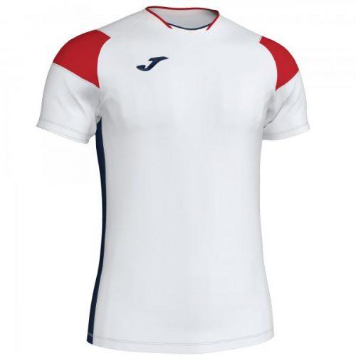 Joma Crew III T-shirt White/Red