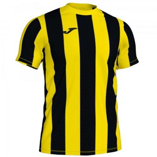 Joma Inter T-shirt Yellow:Black