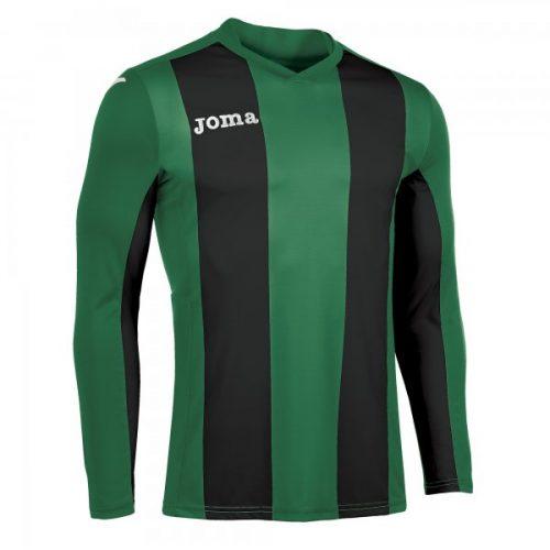 Joma Pisa Long Sleeve Jersey Black/Green