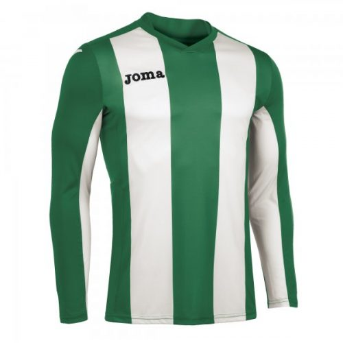 Joma Pisa Long Sleeve Jersey Green/White
