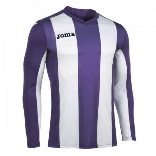 Joma Pisa Long Sleeve Jersey Purple/White