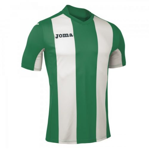 Joma Pisa Short Sleeve Jersey Green:White