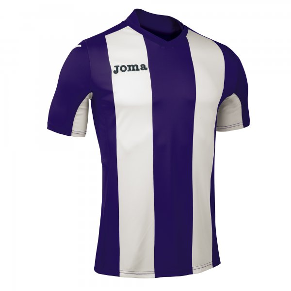 Joma Pisa Short Sleeve Jersey Purple/White