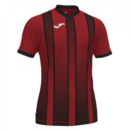 Joma Tiger II T-shirt Red/Black