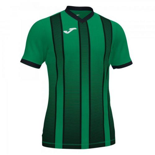 Joma Tiger II T-shirt Green/Black