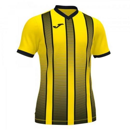 Joma Tiger II T-shirt Yellow/Black