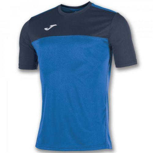 Joma Winner Short Sleeve T-shirt Royal/Navy