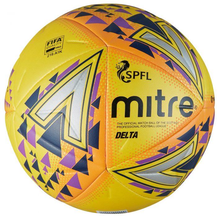 Mire Delta SPFL Ball