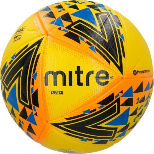Mitre Delta Ball Yellow