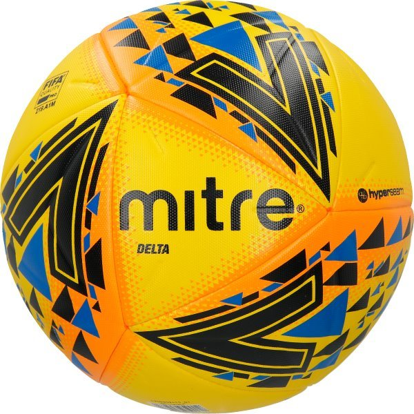 Mitre Delta Ball Yellow