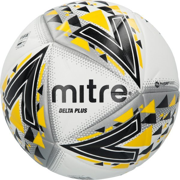 Mitre Delta Plus Ball White