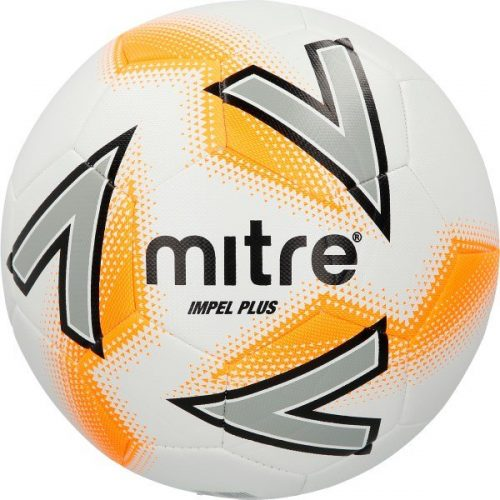 Mitre Impel Plus Training Ball - White