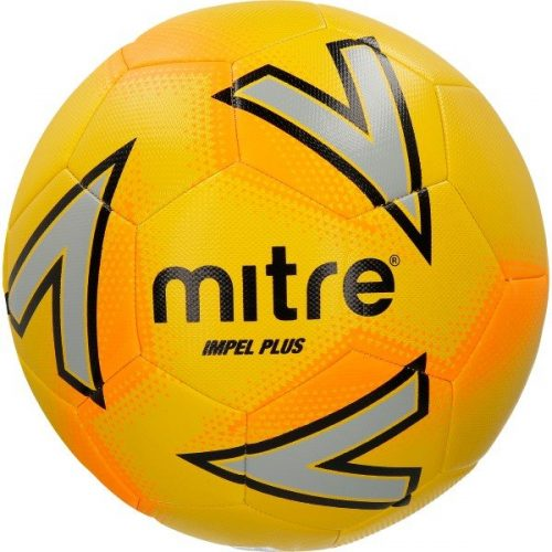 Mitre Impel Plus Training Ball - Yellow