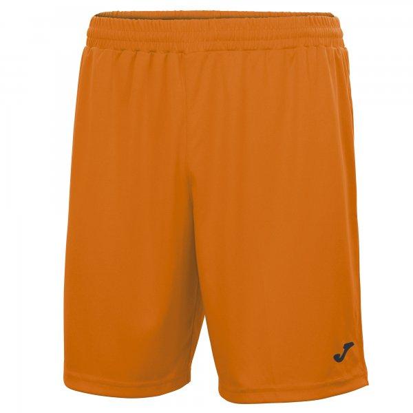 Nobel Orange Shorts