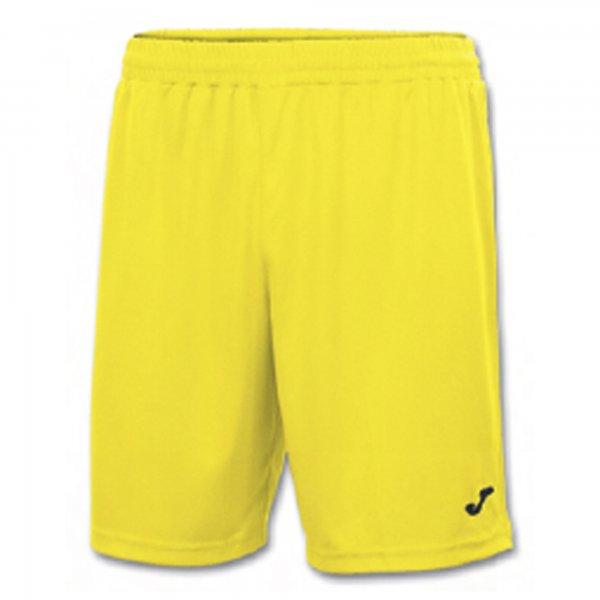 Nobel Yellow Shorts