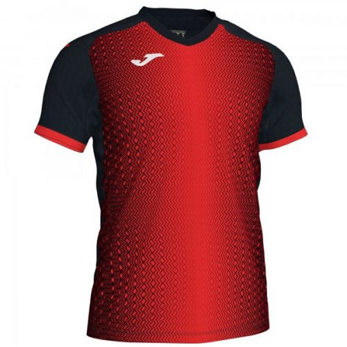 Joma Supernova T-shirt Black/Red