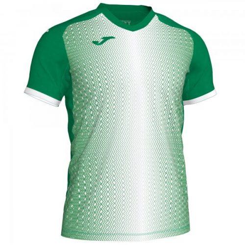 Joma Supernova T-shirt Green/White