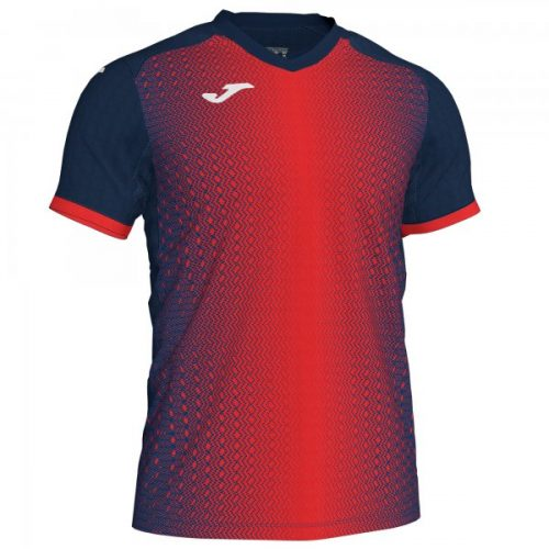 Joma Supernova T-shirt Navy/Red