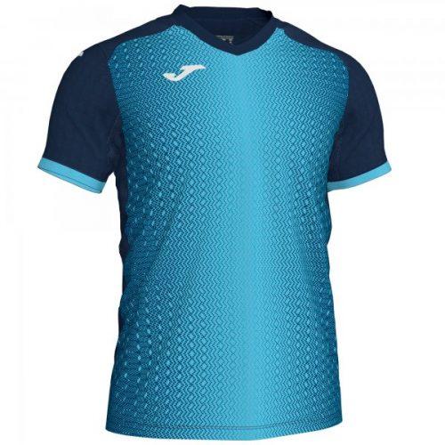 Joma Supernova T-shirt Navy/Turquoise