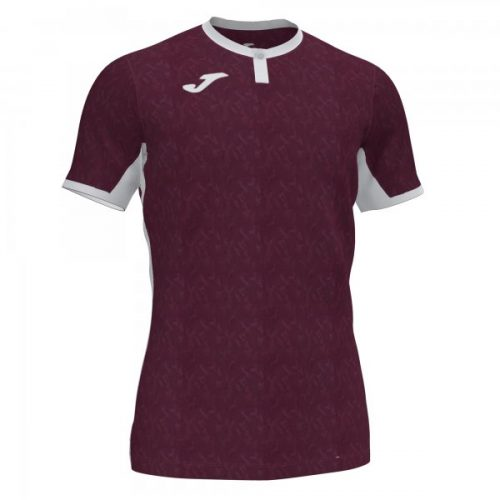 Toletum II T-shirt Burgundy