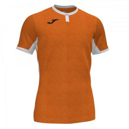 Toletum II T-shirt Orange/White
